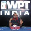 Викаш Maнтри выиграл ME первого WPT Индии