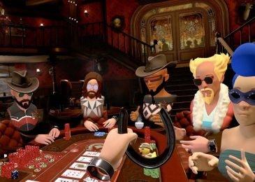 Зачем PokerStars продвигает VR-покер