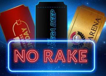 «Выходные без рейка» возвращаются на 888poker