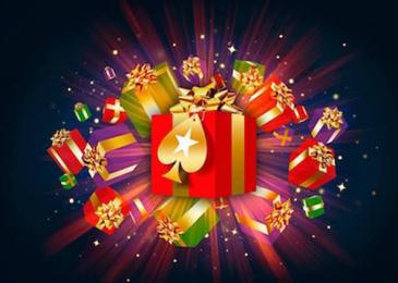 «Christmas celebration» на PokerStars в честь Нового года
