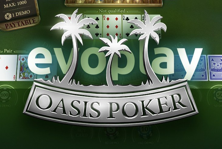 Oasis Poker от Evoplay Entertainment