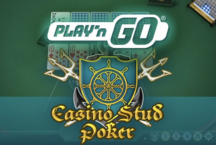 Casino Stud Poker от Play`n Go