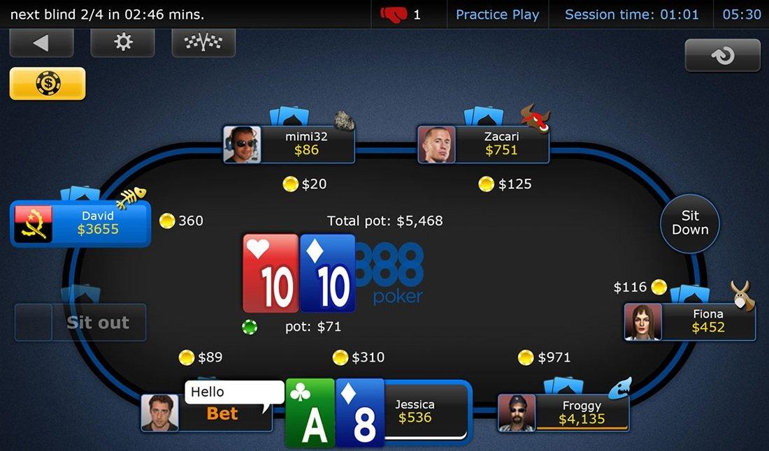 Рейтинг всех онлайн игроков в покер онлайн казино заработать