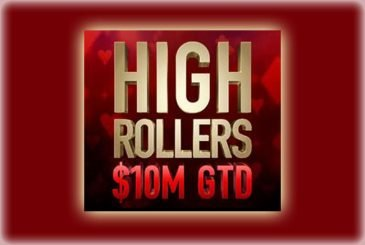 high rollers tournament series 18-26 March 2018