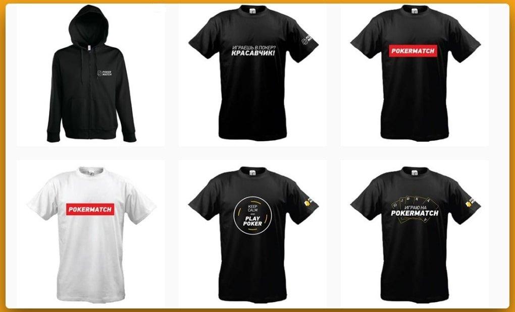 худи и футболки PokerMatch
