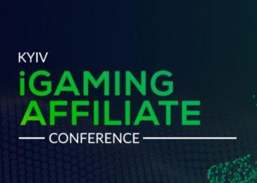 Kyiv iGaming Affiliate Conference пройдет 15 ноября