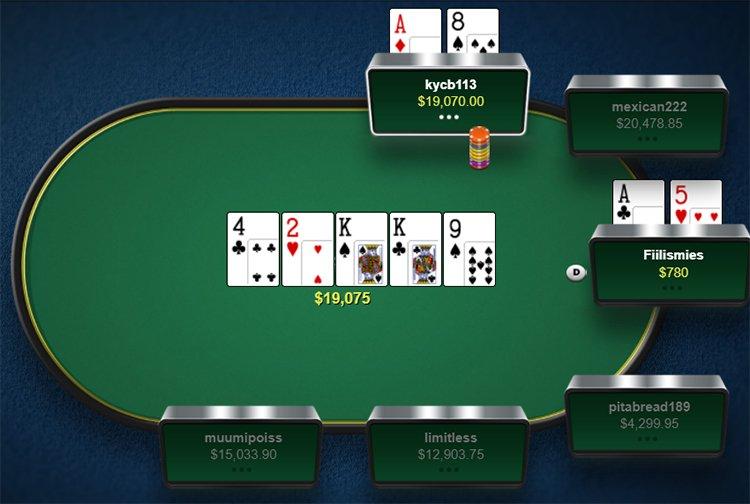 kycb113 hand