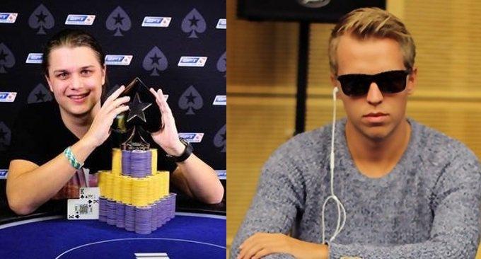 """""""lena900"""" (слева) и """"C.Darwin2"""" (справа) - топ-2 турнирных онлайн-игроков в мире"""