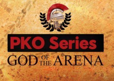 На 888poker стартовала PKO-серия God of Arena с общей гарантией свыше $1,000,000