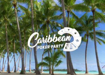 PokerGO проведет прямые трансляции SHRB и Main Event серии Caribbean Poker Party