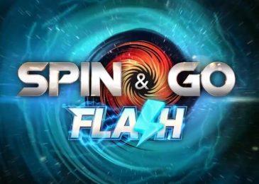 PokerStars запустил новые турниры – Spin & Go Flash