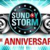 16 июня на PokerStars пройдет юбилейный Sunday Storm с гарантией в $1,000,000