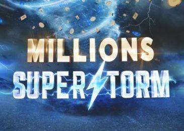 888poker запускает акцию Millions SuperStorm с розыгрышем $3,000,000