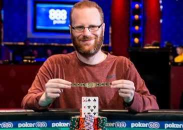 Адам Фридман второй год подряд выигрывает турнир WSOP Dealer's Choice Championship