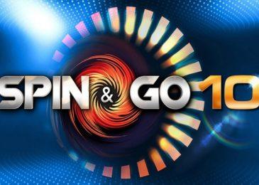 Акция Spin & Go 10 возвращается на PokerStars и разыграет $8,000 в ежедневных лидербордах