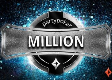 Partypoker Million первый раз прошел без оверлея