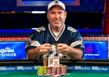 Джон Горсуч выиграл Millionaire Maker на WSOP 2019, восстановившись с 2 BB ($1,344,930)