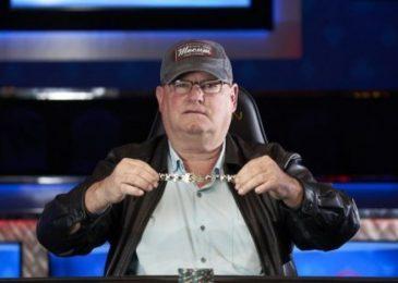 Экс-чемпион WSOP Джим Бектел установил новый рекорд на юбилейной серии