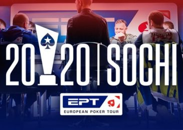 European Poker Tour вернется в Сочи в марте 2020 года