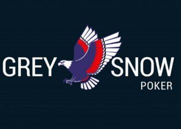 Grey Snow Poker запустил фриролл с гарантией €500 для новых игроков без требований к депозиту