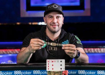 Майкл Мизрахи выиграл свой пятый браслет WSOP