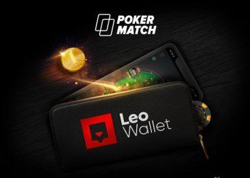 Новости PokerMatch: новый платежный метод и изменения за кэш-столами