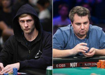 Новости с WCOOP: Андрей Заиченко выигрывает турнир, Павел Векслер финиширует на втором месте