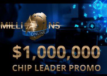 Partypoker может выплатить дополнительный $1,000,000 победителю Millions Online