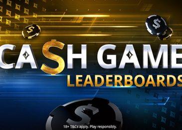 Partypoker запустил еженедельный лидерборд на $150,000 для всех кэш-игроков