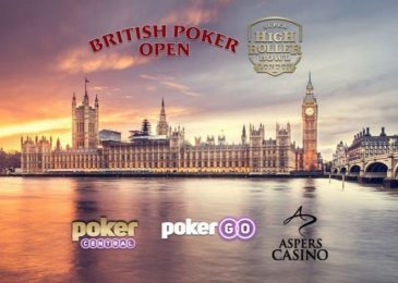 Poker Central запускает British Poker Open и Super High Roller Bowl London