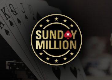 Sunday Million на PokerStars впервые в истории пройдет с бай-ином $54.50