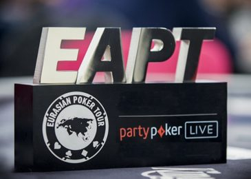 Рейтинг EAPT возвращается