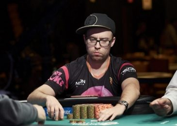 Роберт Кэмпбелл стал амбассадором покер-рума CoinPoker