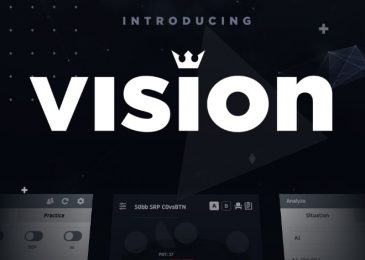 Run It Once презентовал GTO-тренер PLO – Vision