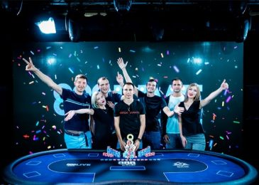 Василий Цапко выиграл Main Event 888poker Sochi