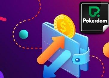 Pokerdom: отмена отыгрыша выводимых средств