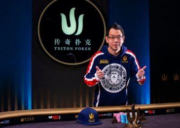 Винфред Ю взял свой первый титул на серии Triton Poker