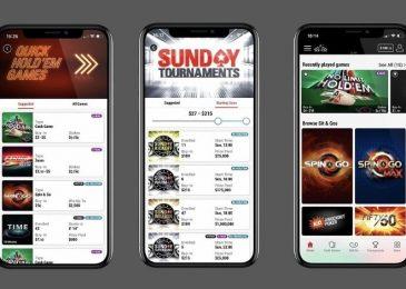 PokerStars внедряет мобильный клиент нового поколения