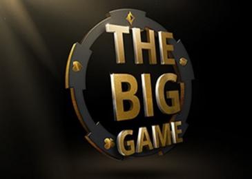 Big Game — дорогой кеш в Розвадове в прямом эфире от PartyPoker