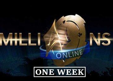 Через неделю стартует крупнейший онлайн-турнир — partypoker MILLIONS Online с гарантией $20,000,000