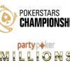 PokerStars Championship и partypoker MILLIONS — выбираем лучшую оффлайн-серию года