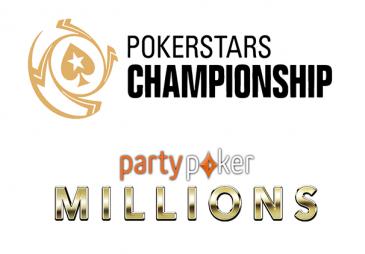 partypoker MILLIONS v PokerStars-Championship