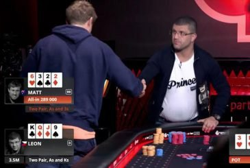 partypoker The Big Game