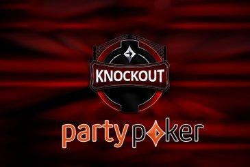 partypoker remove rake on the bounty element of all PKO MTT