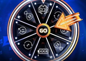 Partypoker Wheel — новая акция partypoker с розыгрышем призов