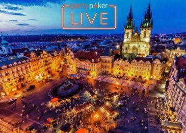 Partypoker возвращается в Чехию