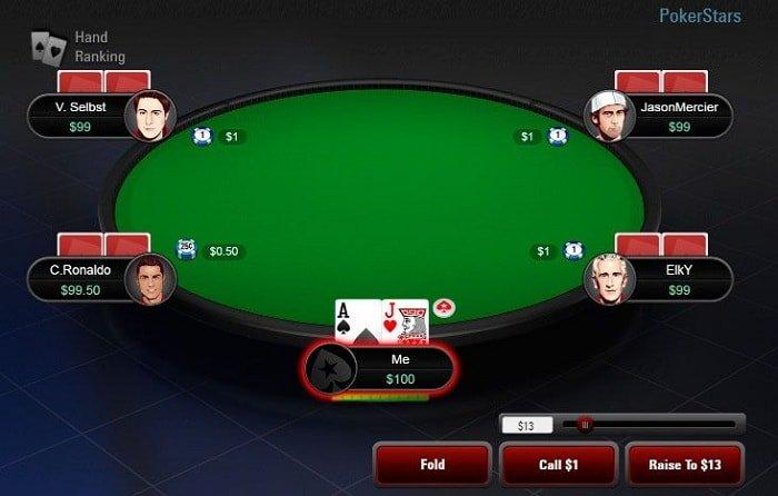онлайн покер игру скачать