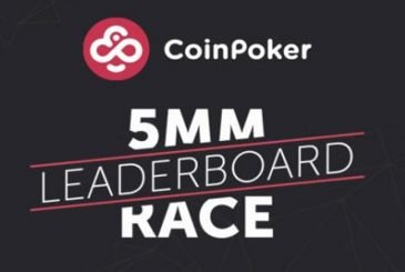 ships race CoinPoker 12.03-8.04.2018
