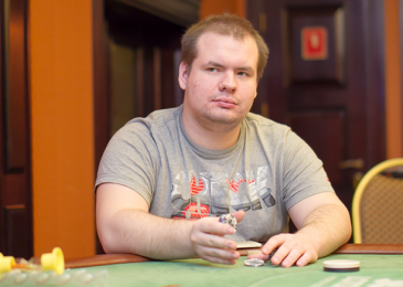 Станислав «shrekpoker91» Галатенко выиграл $11,631 в Баунти Билдере