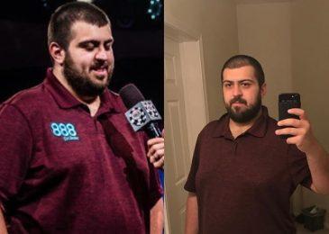 Чемпион WSOP 2017 смог похудеть на 35 кг, обучаясь покеру